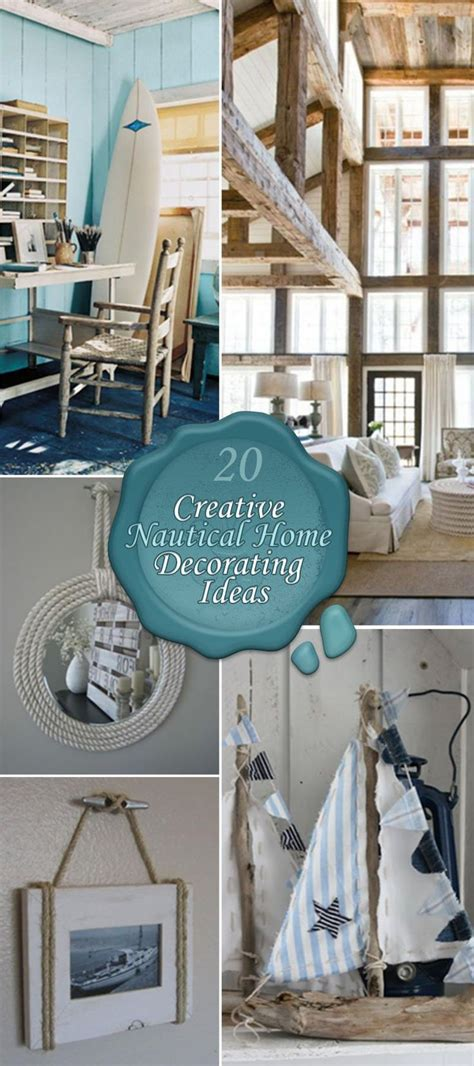 marine decorations for home best 25 nautical home decorating ideas on pinterest anchor home decor nautical decorative