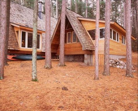 A Frame Cabin Additions by Aframe With Shed Roof Addition Outdoor Ideas