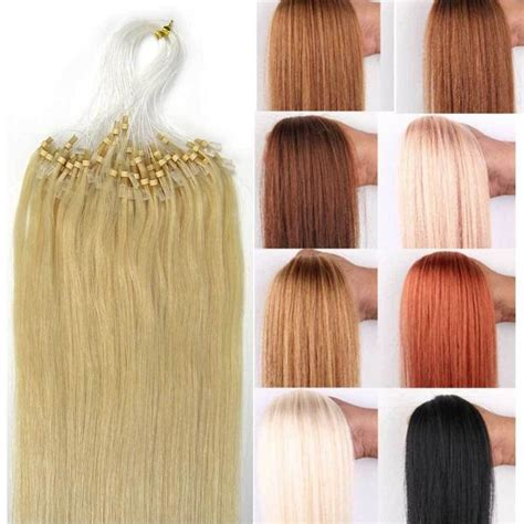 micro ring hair extensions aol 1000 ideas about micro bead hair extensions on pinterest