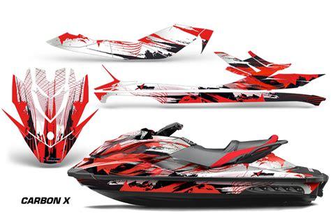 Sea Doo Gti Gtr Gts H Jet Ski Graphic Wrap Decal Kit 2011 2018 Seadoo Deal Kits Jet Ski Wrap Templates