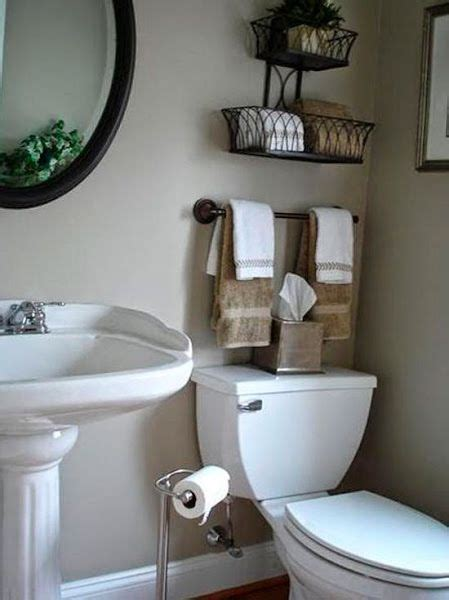 Decorate Small Bathroom 191 Te Las Perdiste Aqu 237 Las Tienes 10 Grandes Ideas Para Ba 241 Os Peque 241 Os Ideas For Small