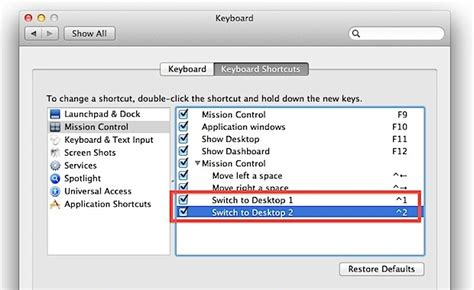 macos how to swap windows using jis keyboard ask different switch between desktop spaces faster in mac os x with