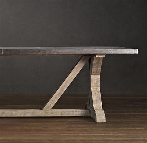 railroad tie dining table thesis the vine