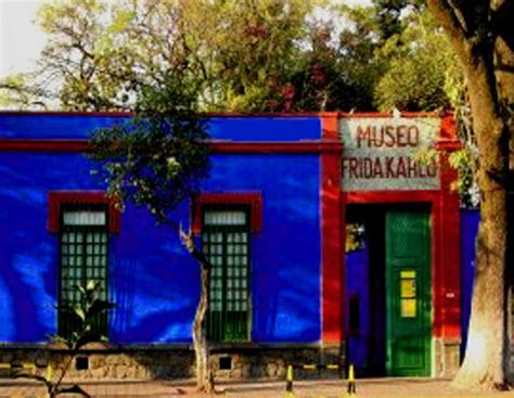 casa azul frida kahlo casa azul museo frida kahlo hotel geneve