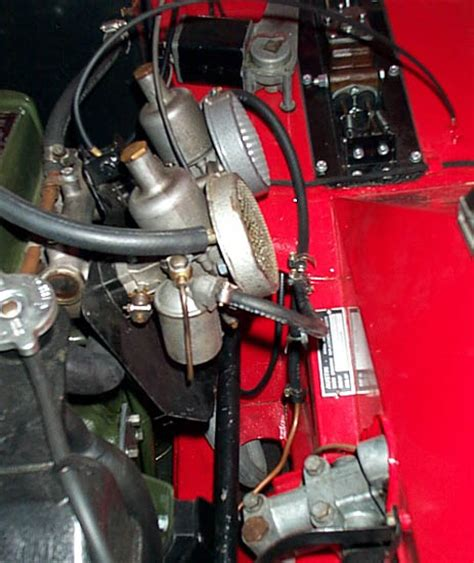 bugeye sprite fuel system modifications