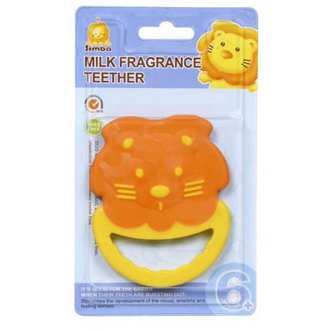 Ch317 Simba Teether Milk Fragrance Jual Beli Limited Simba Teether Milk Fragrance Baru
