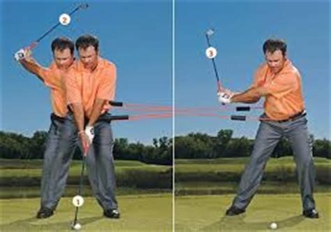 golf swing shoulder rotation golf s missing setup tip set up so that your upper body