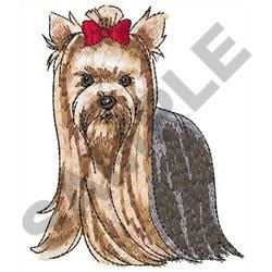 embroidery design yorkshire terrier yorkshire terrier embroidery designs machine embroidery