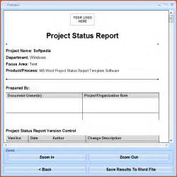 it report template for word 7 project status report template bookletemplate org