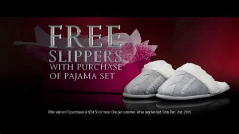 Where Can I Get A Victoria Secret Gift Card - victoria s secret tv commercial free gift slippers ispot tv