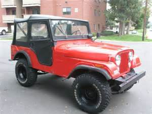 1972 Jeep Cj5 For Sale Purchase Used 1972 Jeep Cj5 Retired Dept Vehicle With