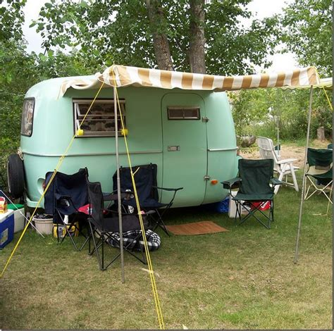 vintage airstream awning 17 best images about trailer awnings on pinterest