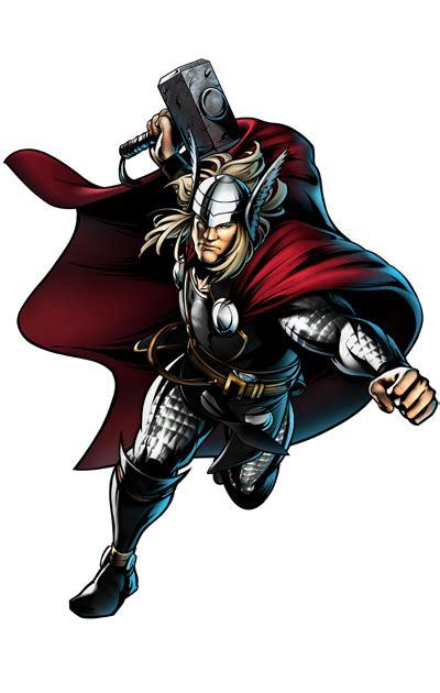 Thor character giant bomb