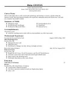 creative consultant copywriter resume exle independent