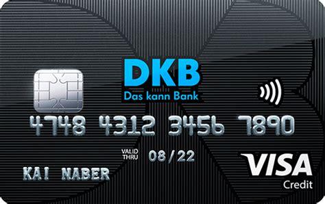 deutsche bank kreditkarte visa kosten dkb visa card und kostenloses girokonto auf kostenlose