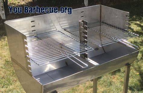 Grille Inox Pour Barbecue by Barbecue Inox Grille You Barbecue Org