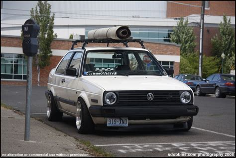 vwvortex pic request mk2 with roof rack basket