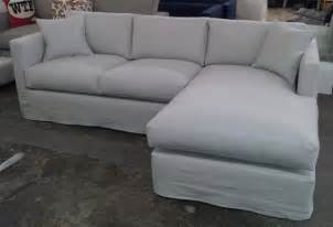 custom slipcover sectional eclectic sectional sofas