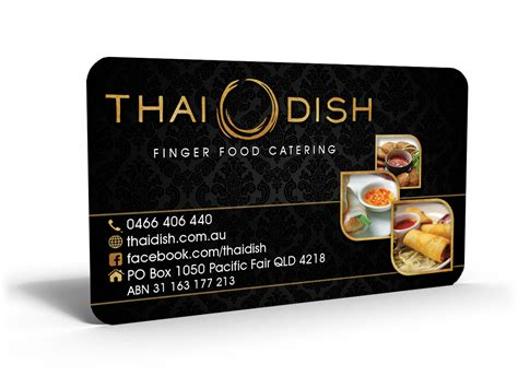 catering business cards templates free catering business card exles best business cards
