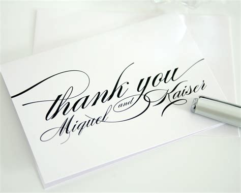 thank you card template madinbelgrade