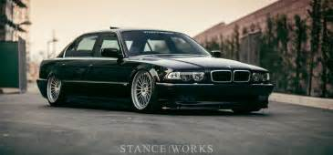 740il Bmw Saying Our Farewells The Stanceworks Project 2000 E38