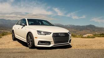 Audi Z4 Of The Nerds The All New 2018 Audi S4 And S5