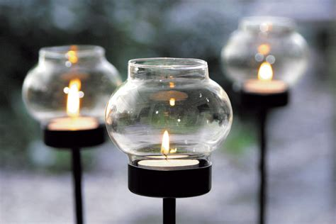 Garden Candle Sticks Pin By V 233 Ro Priolet On Candles Lanterns