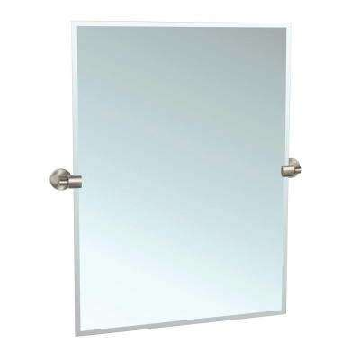 Mirrors Home Depot Bathroom Frameless Bathroom Mirrors Bath The Home Depot