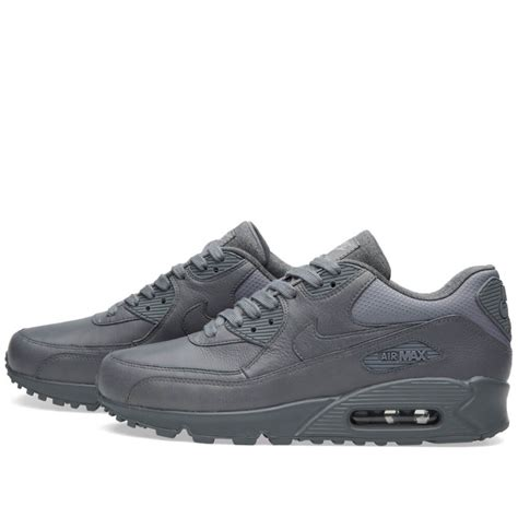 nike air max 90 cool grey the sole supplier