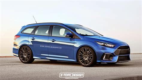 ford won t build focus rs sedan or wagon