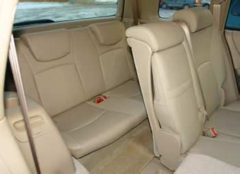 does toyota venza third row seating used toyota highlander 2001 2007 expert review