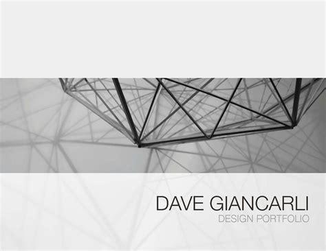 design cover hd design portfolio cover idea dave giancarli flickr