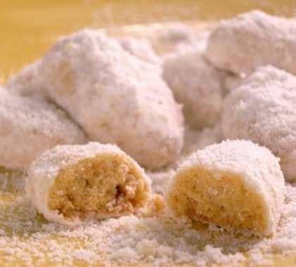 cara membuat kue kering putri salju resep kue kering putri salju honey to the bee