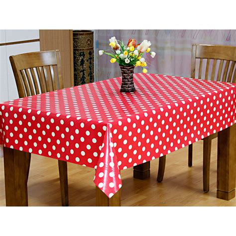 vinyl table cover wipe clean pvc vinyl tablecloth dining kitchen table cover