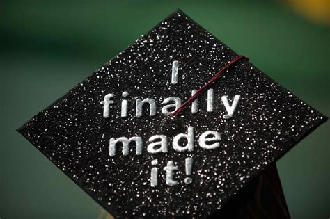 How To Decorate Graduation Cap | how to decorate your graduation cap