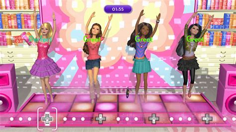 barbie dream house games barbie dreamhouse party screenshots family friendly gaming