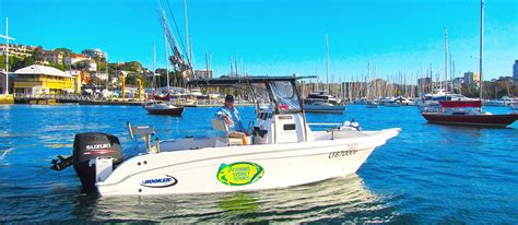 fishing sydney tours the best guided fishing charters in - Best Boat Fishing In Sydney Harbour