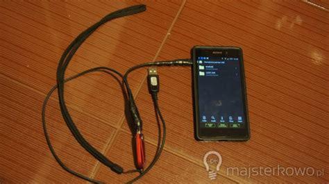 Kabel Usb Otg Samsung kabel usb otg usb host z zasilaniem 187 majsterkowo pl