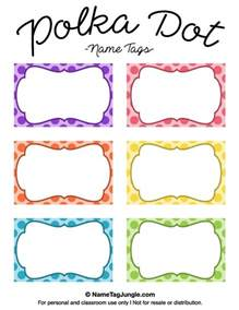 Free Printable Tags Templates by 25 Best Name Tag Templates Ideas On Page