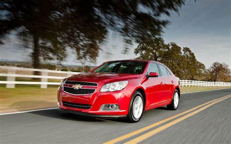 review the 2013 chevrolet malibu walking a line between