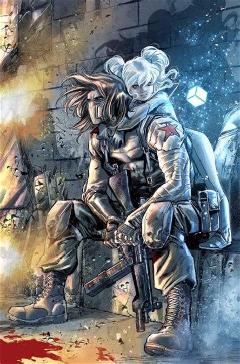 ms all del invierno imagenes del soldado del invierno de civil war animado imagenes de marvel