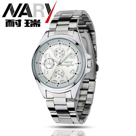 Jam Tangan Lorenzo Stainless Rantai Silver nary jam tangan analog stainless steel 6050 white silver jakartanotebook