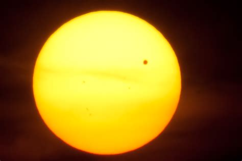 Speaking Of Venues by Transit Of Venus In Front Of The Sun Ed Schipul