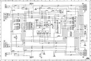 diagram 2 exterior lighting p100 models from 1988