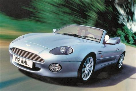 1994 Aston Martin Db7 by Aston Martin Db7 1994 2004 Used Car Review Review