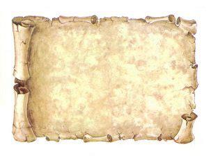cornici per papiri pergamene parchments il magico mondo dei sogni