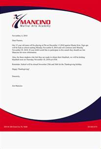 business headed letter template company letterhead exle 4 jpg letterhead