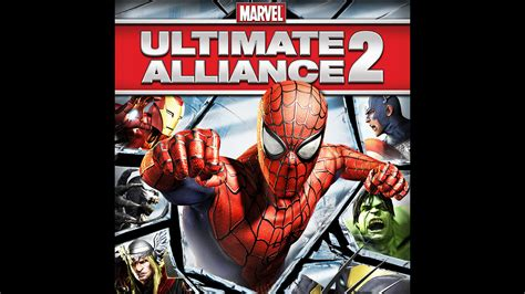 Bd Ps3 Kaset Marvel Ultimate Alliance marvel ultimate alliance 2 ps4 playstation