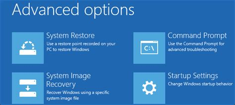 Asus Laptop Error 0xc00000e9 how to use the advanced startup options to fix your windows 8 or 10 pc