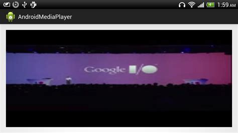android mediaplayer android er simple exle to play from using mediaplayer